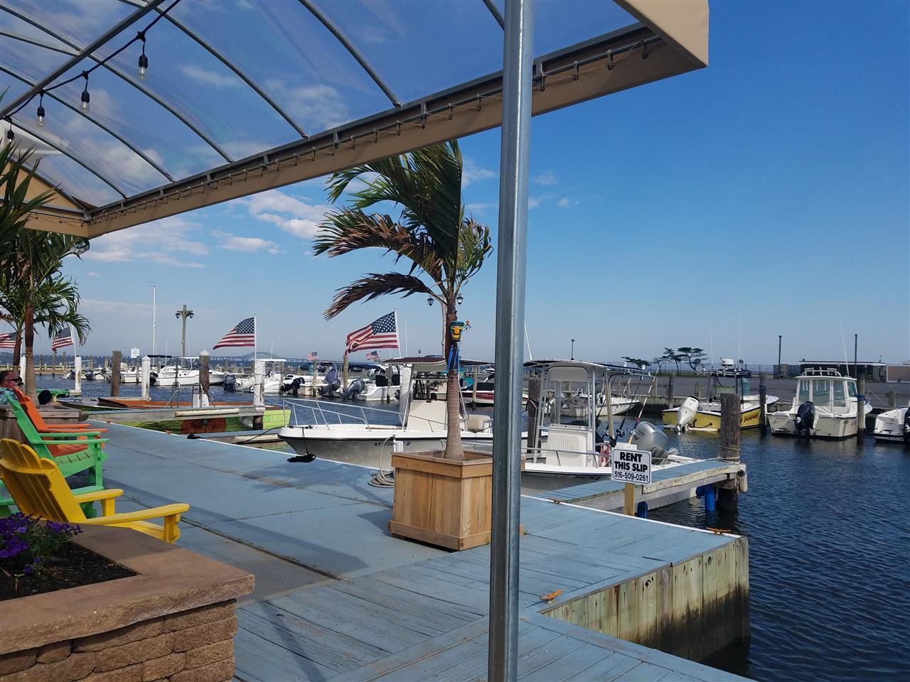 Tres Palms Dock, Babylon, NY