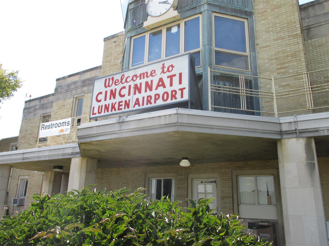 #leadingrelocal #LunkenAirport #ColumbiaTusculum #Linwood #CincinnatiOhio #regionalairport