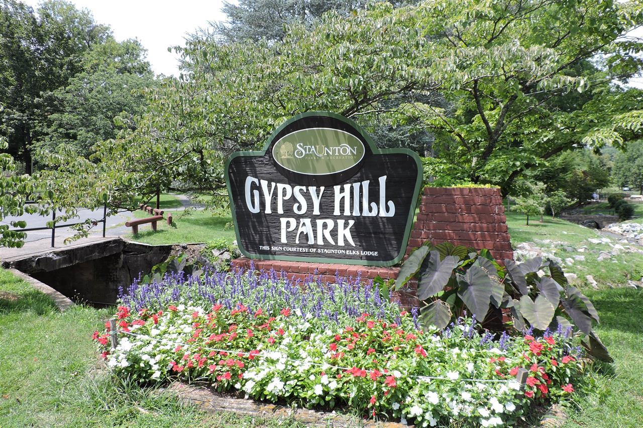 Gypsy Hill Park, Staunton, VA