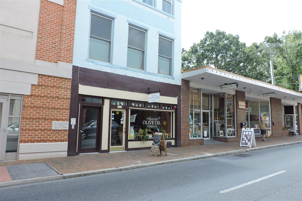 Downtown Staunton, VA