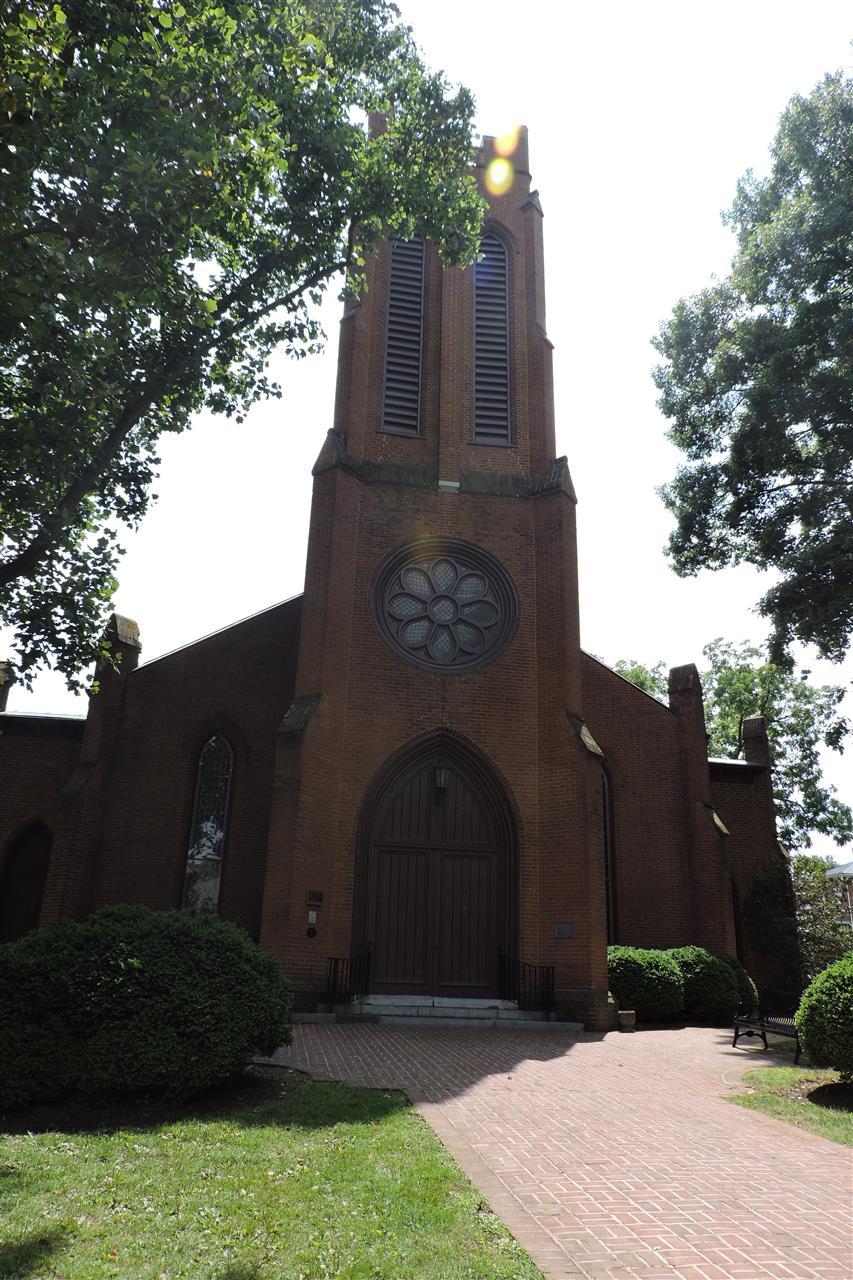 Historic Trinity Episcopalian Church, Staunton, VA
