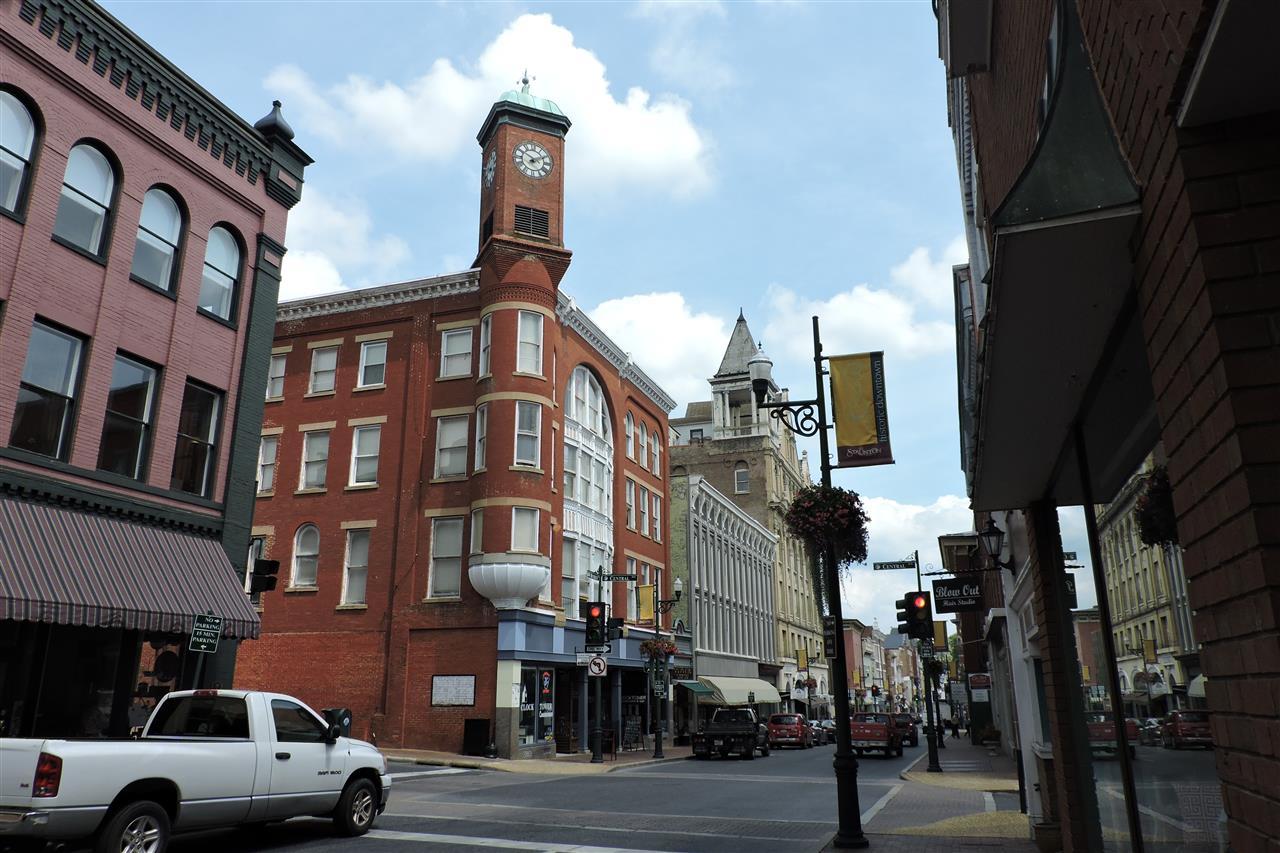 The Clocktower, Staunton, VA