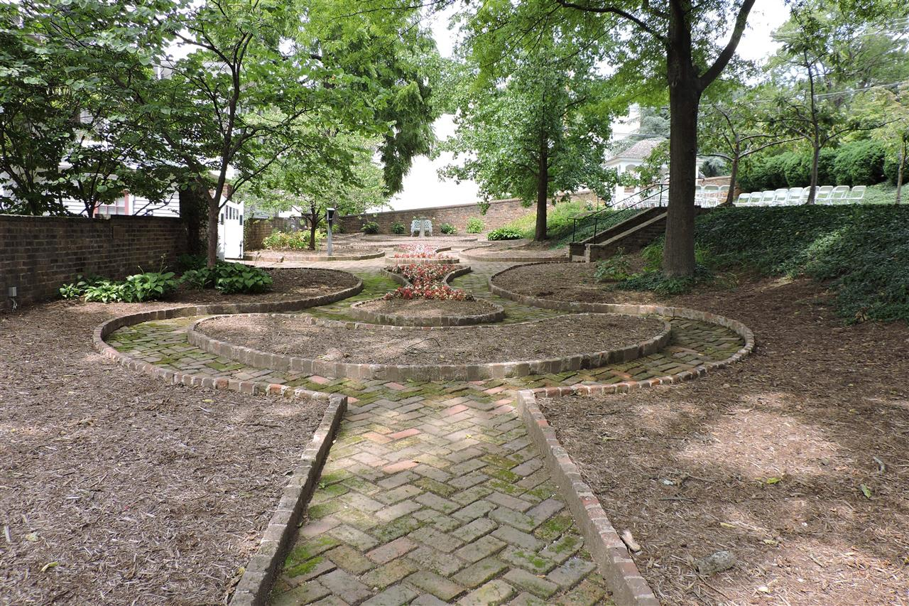 Woodrow Wilson Birthplace Gardens, Staunton, VA