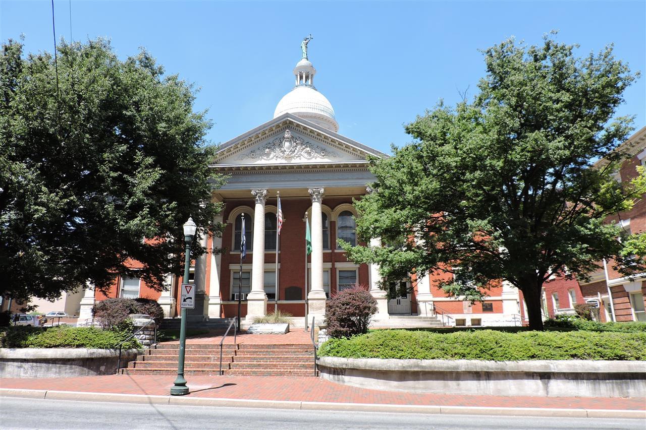 Augusta County Courthouse, Staunton, VA