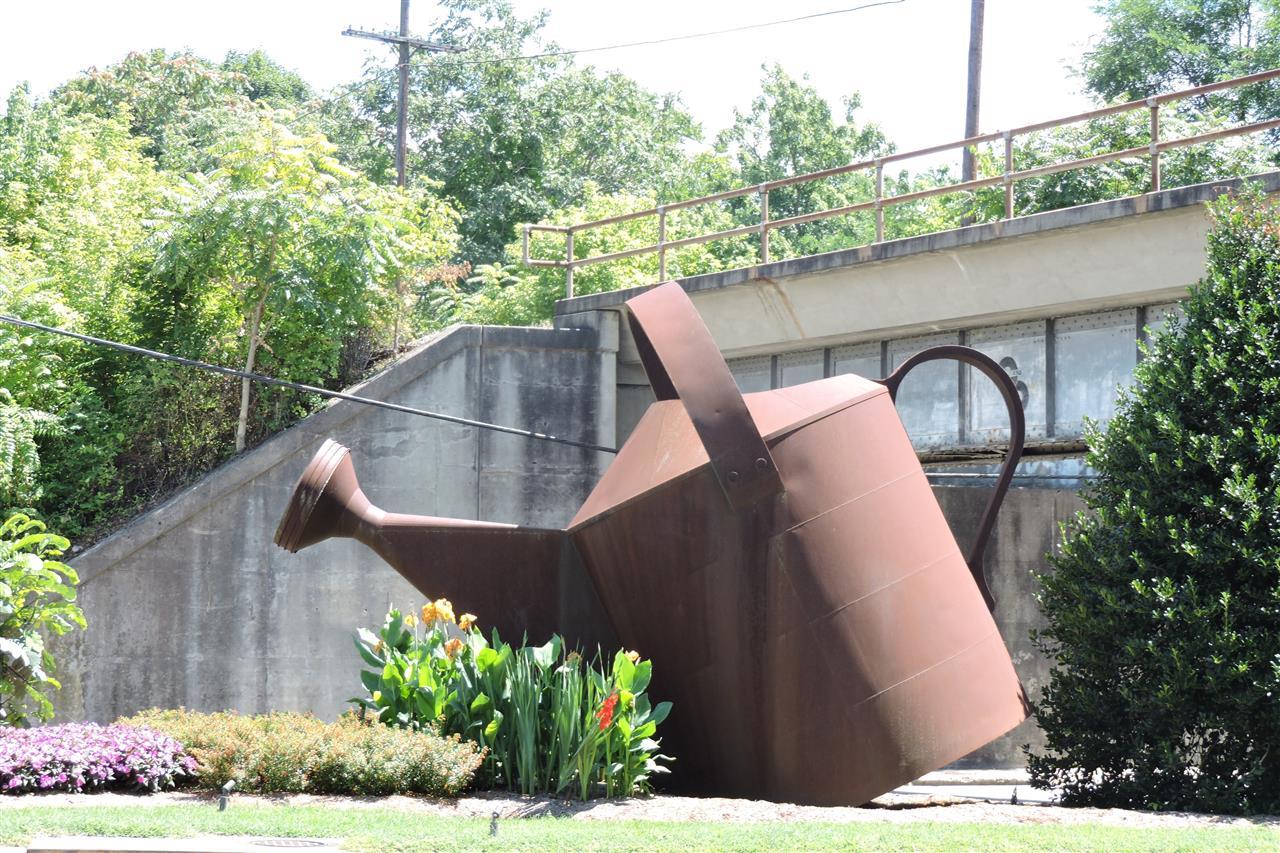 The Watering Can Art, Staunton, VA