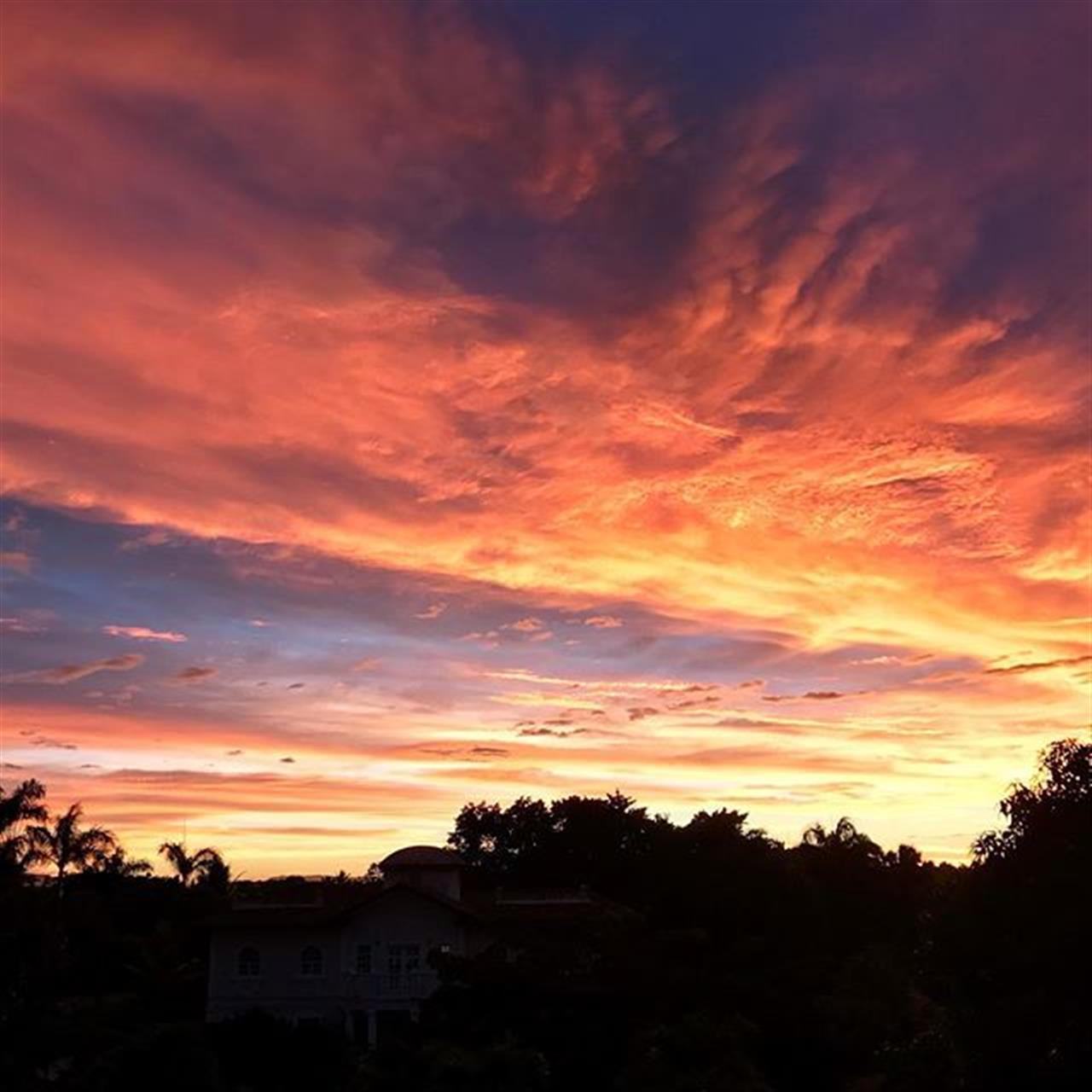 Caribbean Sunset! #caribbean #DR #leadingrelocal #sunset