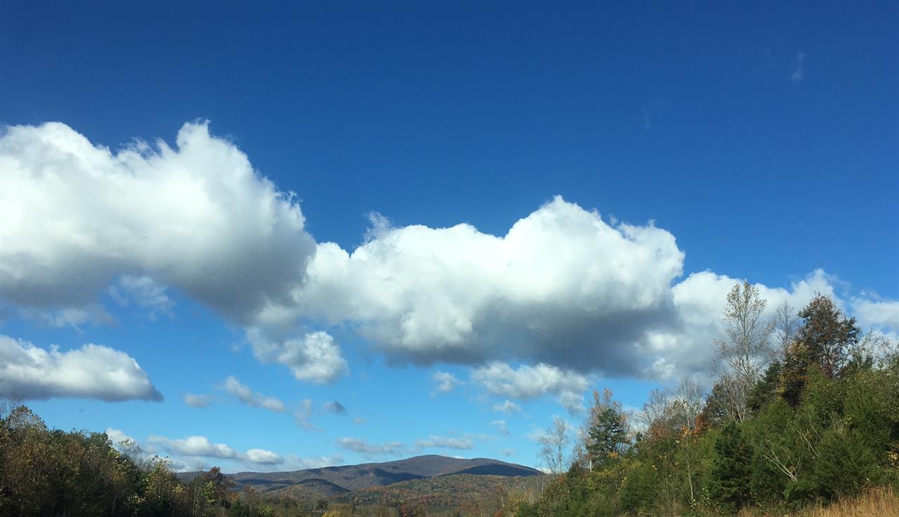 View of the Blue Ridge Mountains, Elkton VA