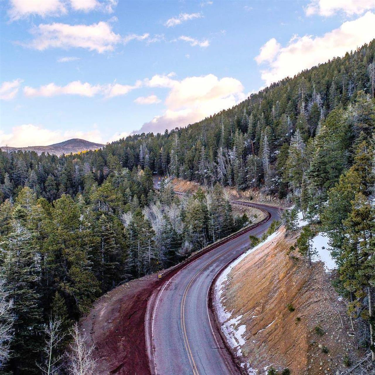 Road to Hyde Park - Santa Fe, NM