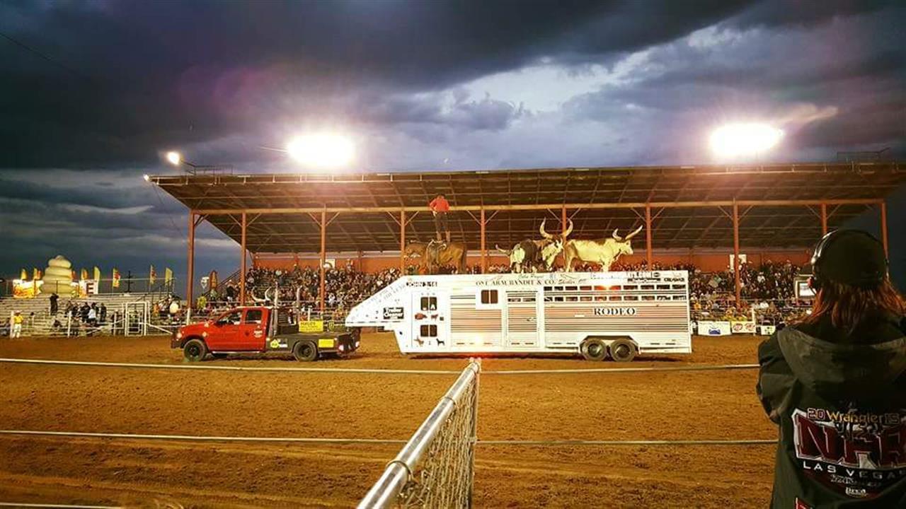 Rodeo de Santa Fe - Santa Fe, NM