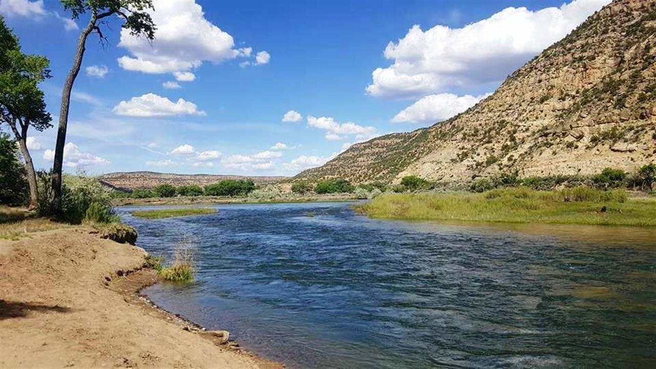 San Juan River in New Mexico