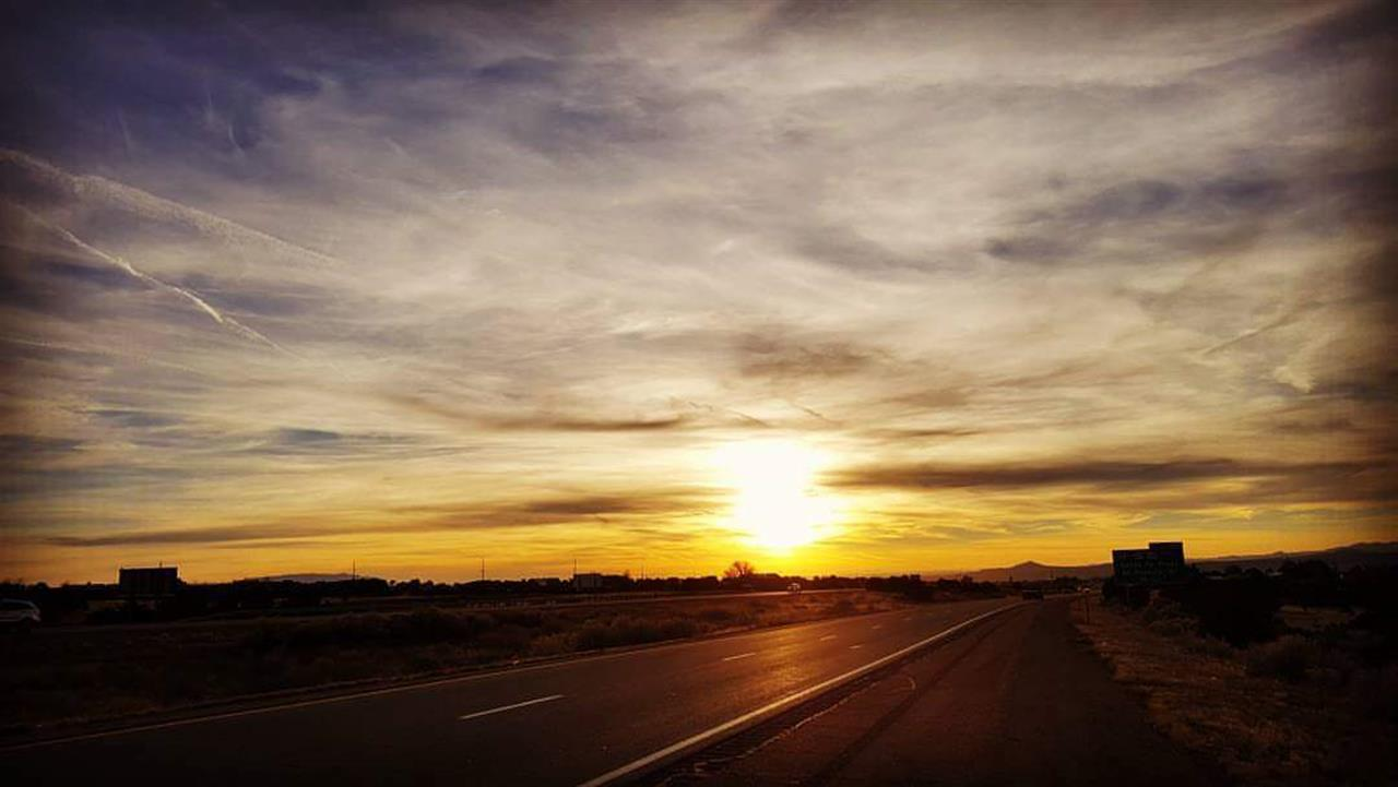 Santa Fe Sunset - Santa Fe, NM
