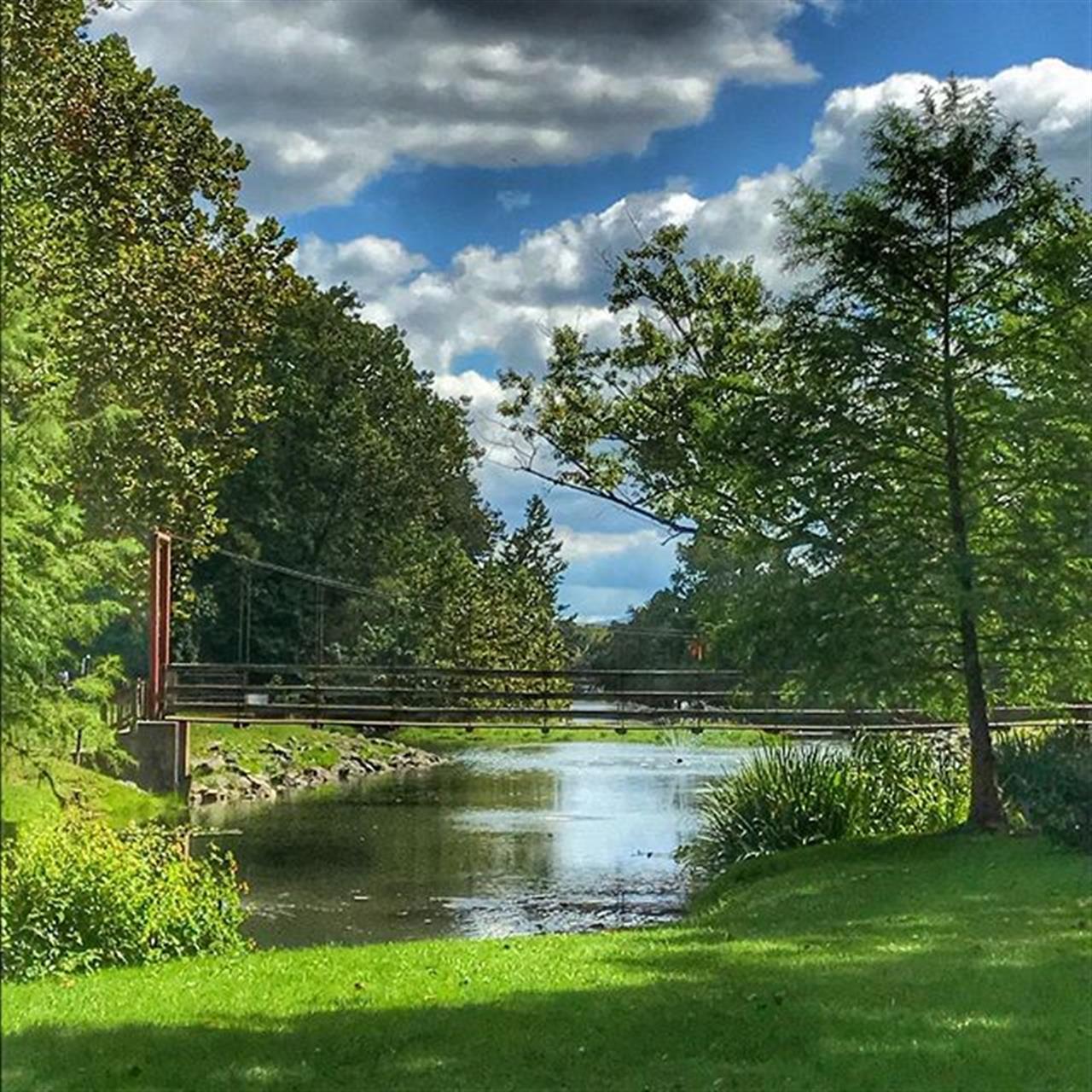 What is your favorite spot in #bridgewater #va? #wildwoodpark #leadingrelocal