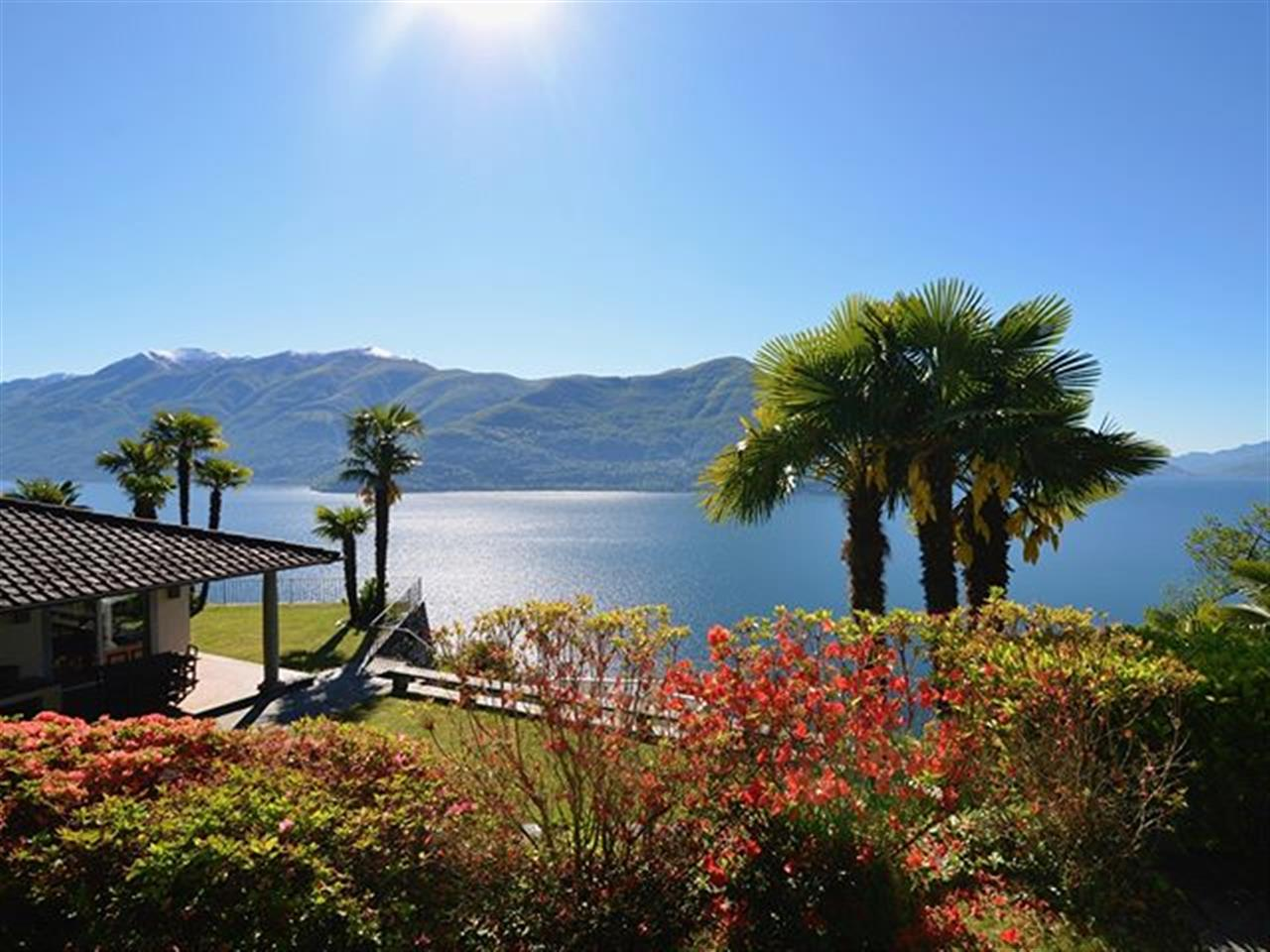 Swiss mediterranean life style. Beautiful view to #LakeMaggiore in #Ticino #Switzerland. This mediterranean #Villaforsale is situated in #Brissago with a splendid garden. For more search with ref. 88459 at our website. #luxuryvilla #luxuryrealestate #visitlugano #luganomycity #inlovewithswitzerland #luxurylife #luxurylifestyle #christiesinternationalrealestate #luxuryportfolio #wetagconsulting #leadingre #ChristiesHomes #takemehere #FF #instafollow #l4l #tagforlikes #followback #instagood #tbt #photooftheday #followme #likeforlike #LeadingRElocal