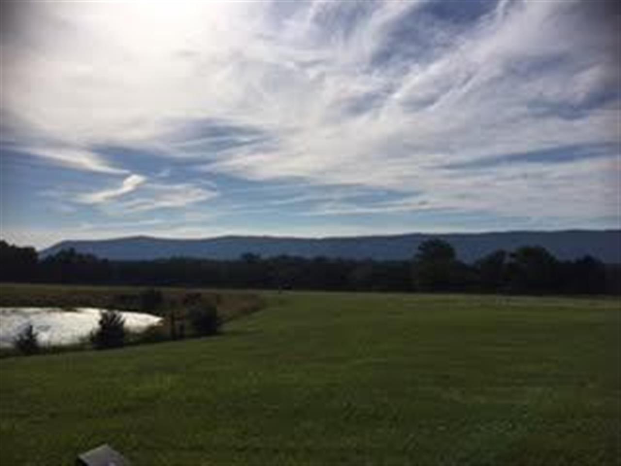 Beautiful Shenandoah Valley Views