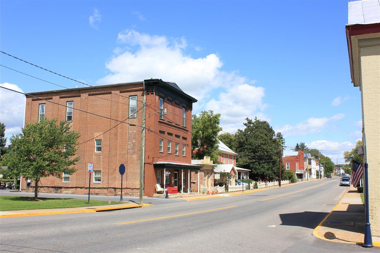 Main Street Bridgewater, VA