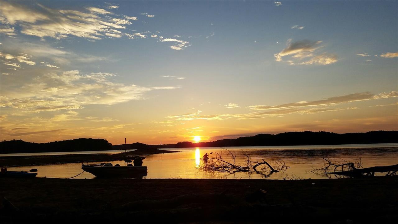 Kayaking on Lake Lanier, Gainesville, GA