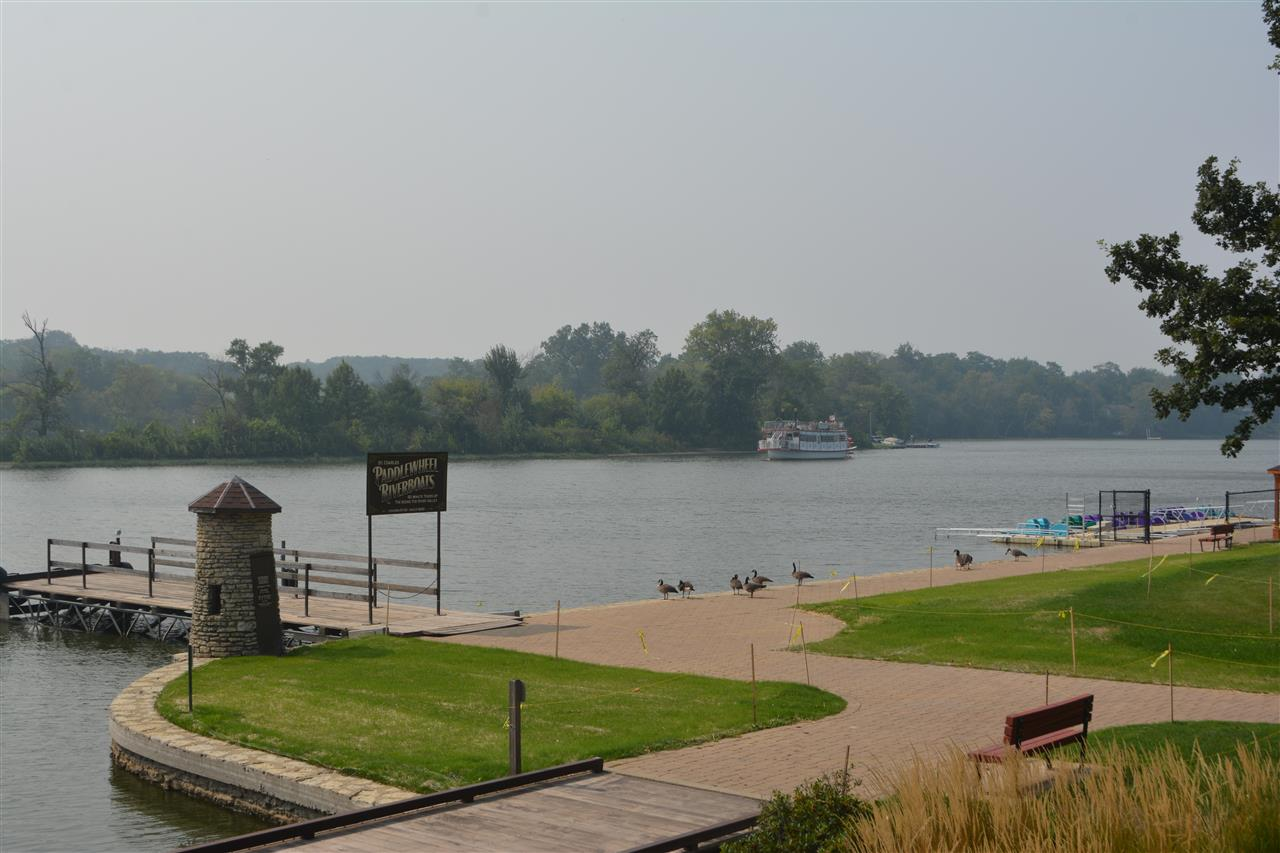 Pottowatomie Park in St. Charles, IL