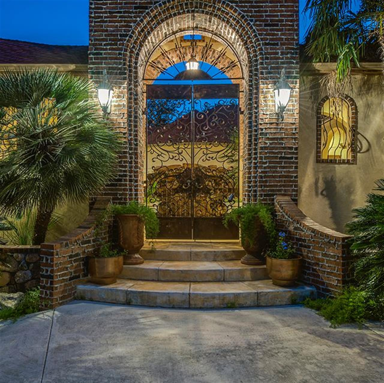 Luxury of The Day: 2611 Wilderness Way in #ChampionsVillage, listed by @maryrhodes56. Built by Parker Distinguished Homes, this one-of-a-kind home exudes Old World charm.