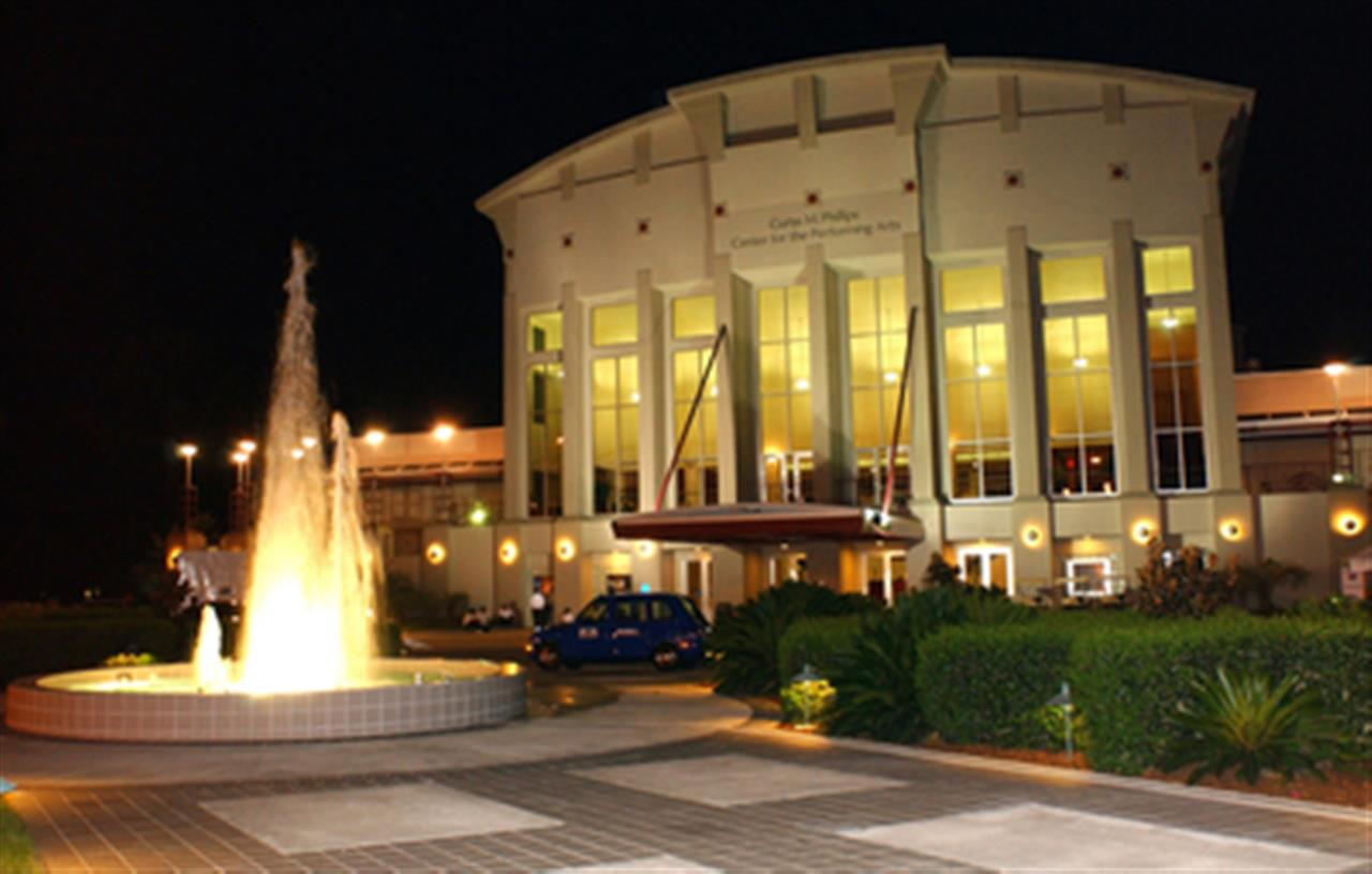 The Phillips Performing Arts Center