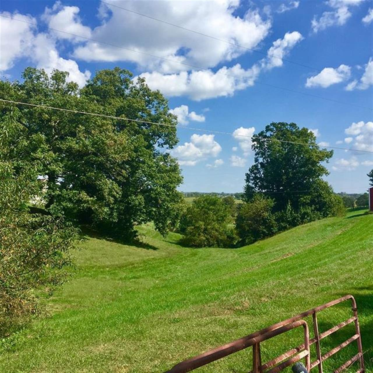 Just outside my newest listing in #LondonKY on Gregory Lane. Along with this beautiful view is a 4 BR, 2100sqft home and 3 acres! $189,900. Call me 606-524-7894 #lovekentucky #realtor #whataview #kyfarm #kyhome #realestate #leadingre #kyrealtor #kentucky #countryside #homeforsale #homesweethome #farmlife #salliedavidsonrealtors