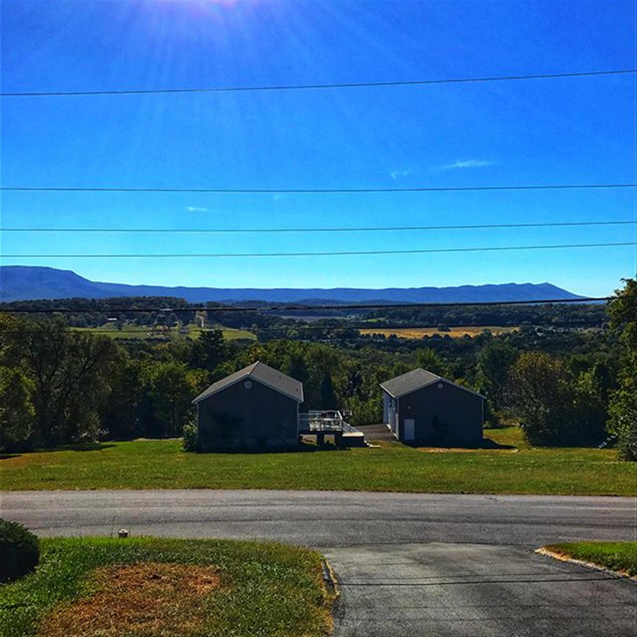 Helped an awesome family score these views today!! #sold #leadingrelocal #harrisonburg #va #welcometothevalley