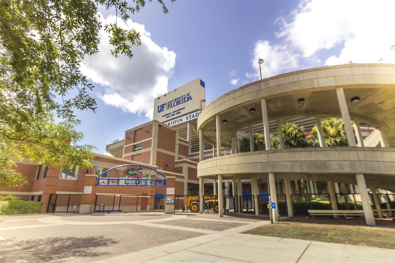 """Ben Hill Griffin Stadium """"The Swamp"""" 157 Lemerand Drive Gainesville, FL 32611 #GainesvilleFL"""