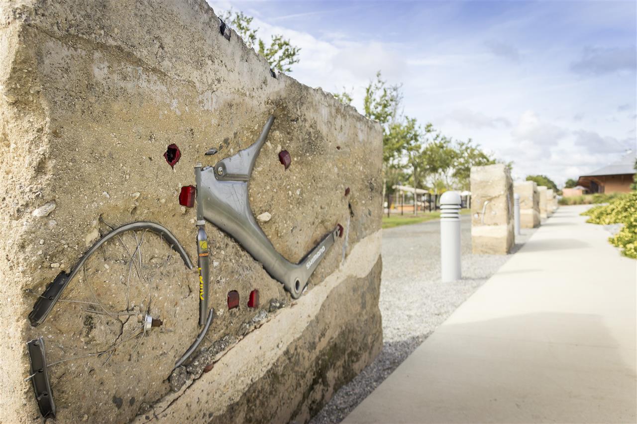 Bike Memorial at Depot Park 200 SE Depot Avenue Gainesville, FL 32601 #GainesvilleFL
