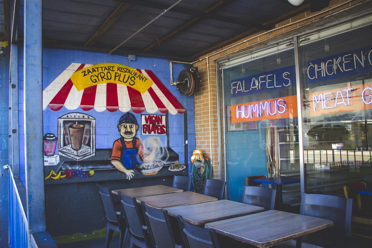 Gyro Plus Downtown Restaurants #GainesvilleFL