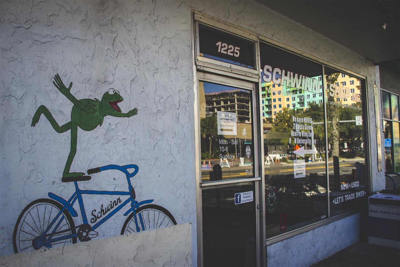 Bike Shop #GainesvilleFL
