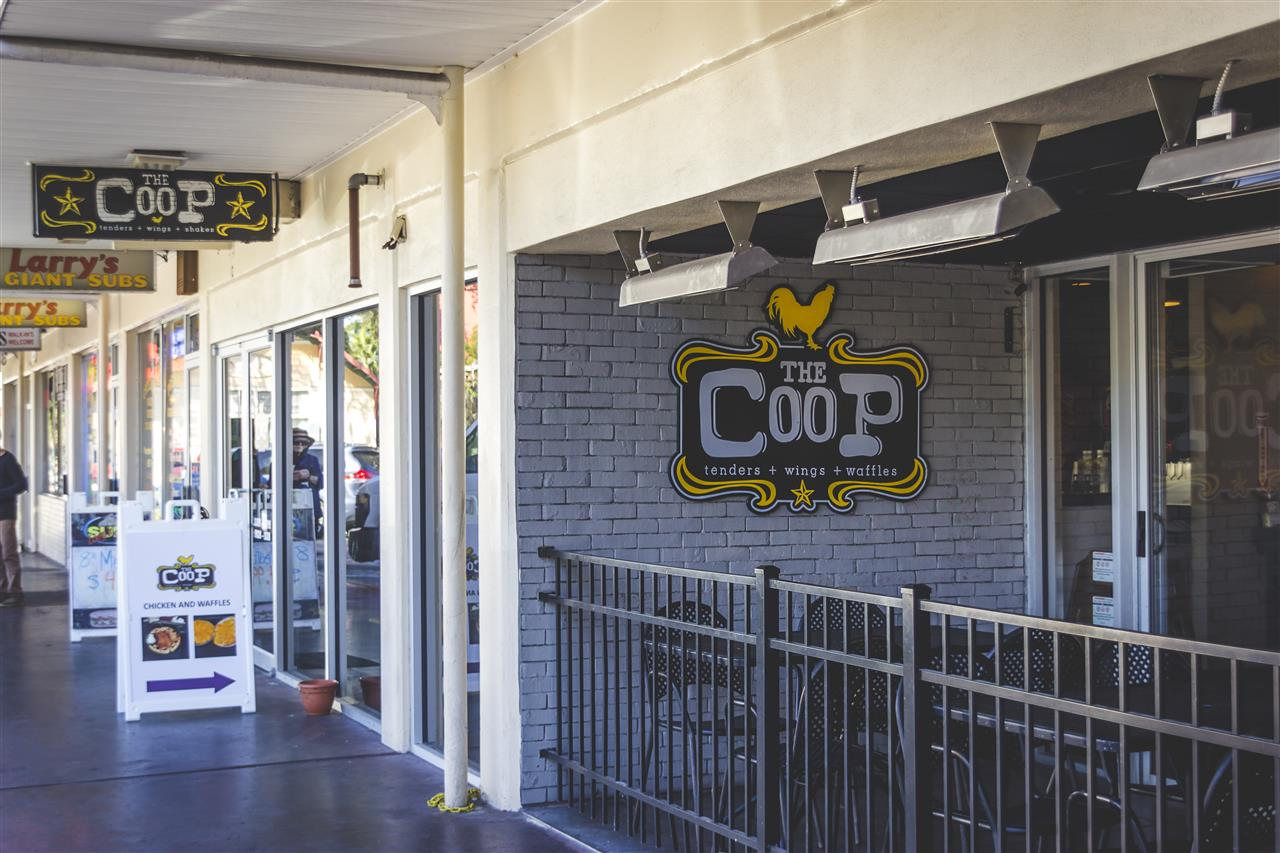 The Coop Downtown Restaurant Scene #GainesvilleFL