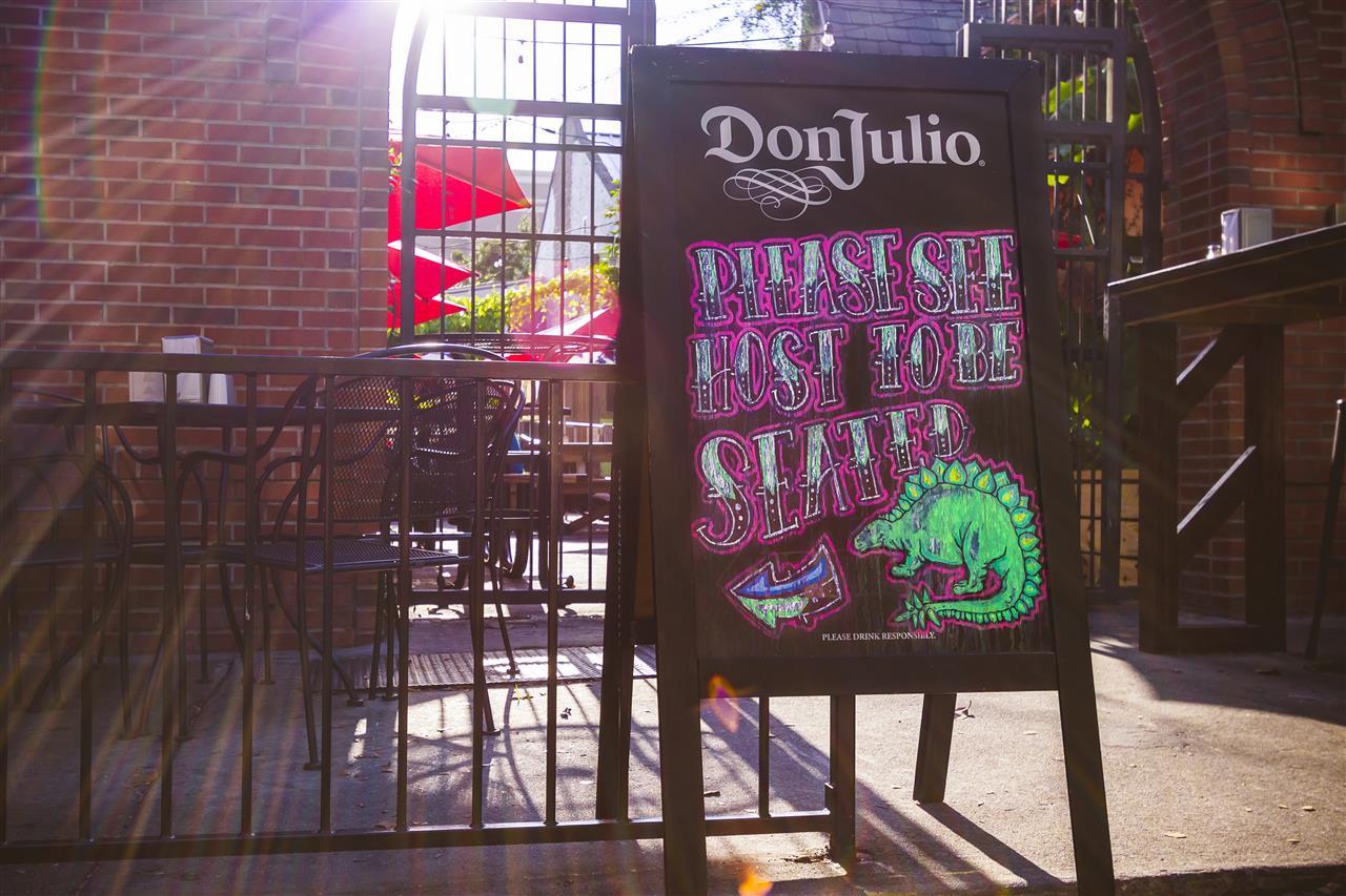 Boca Fiesta Downtown Restaurant Scene #GainesvilleFL