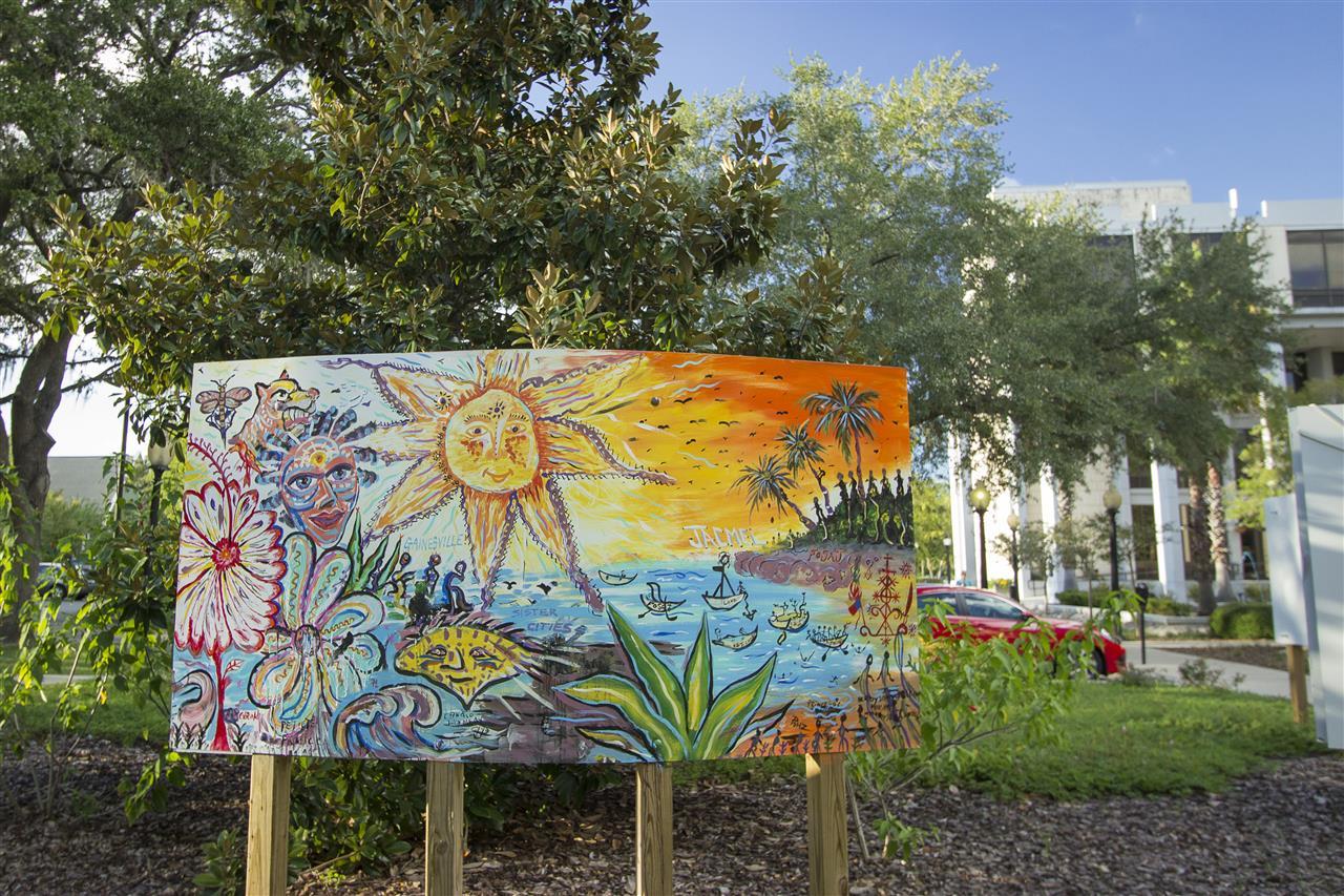 Art Projects in Public #GainesvilleFL