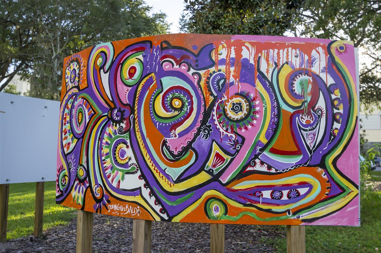 Art in Public Places #GainesvilleFL