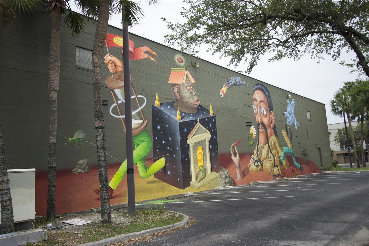 352 Walls #GainesvilleFL