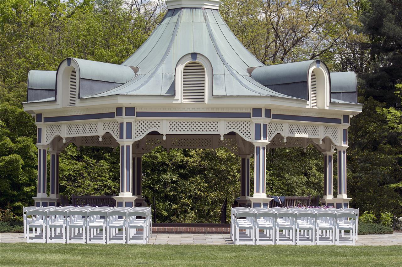 Mill Creek Park Gazebo, Youngstown OH