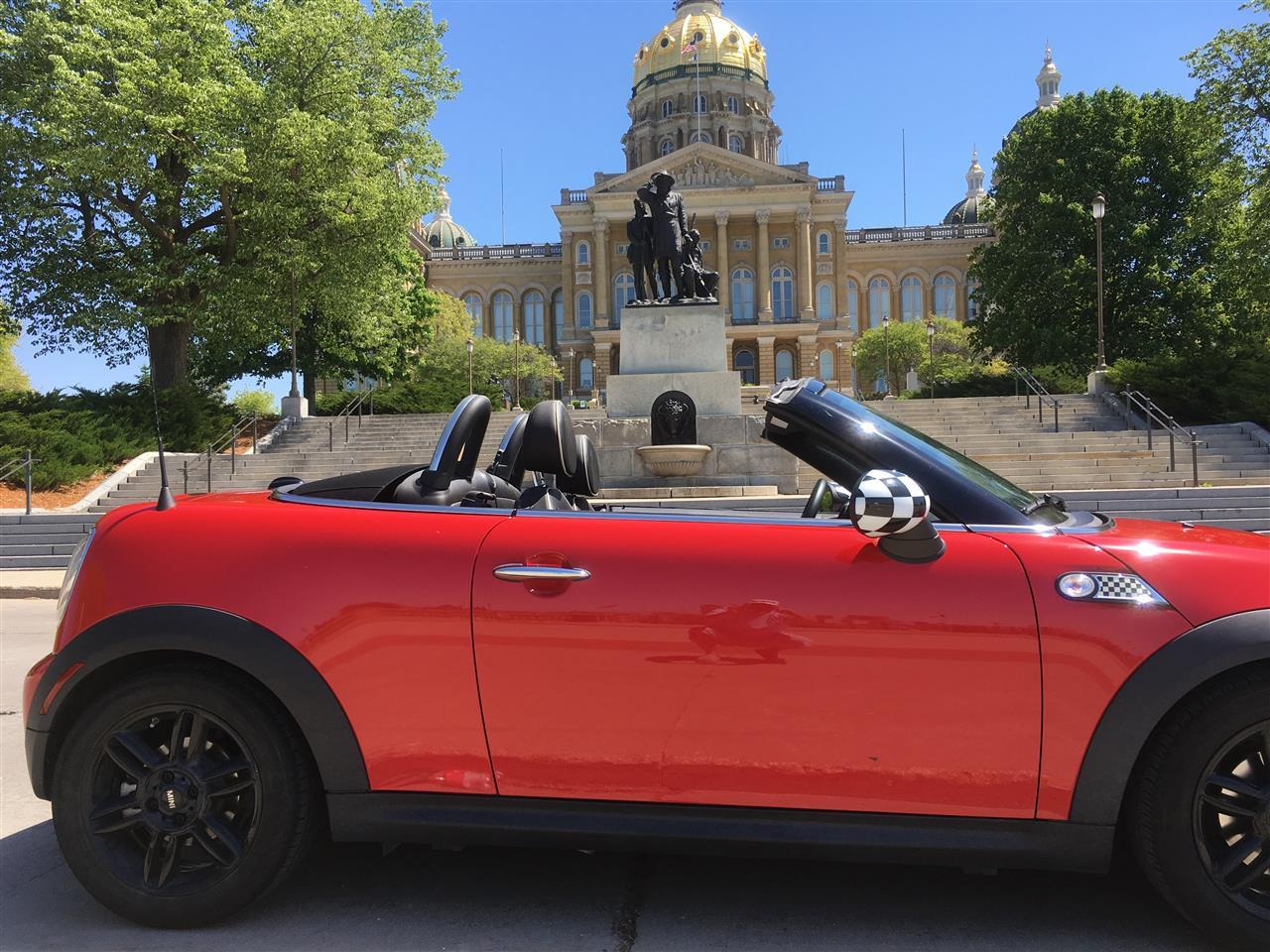 State Capitol Building. #Des Moines