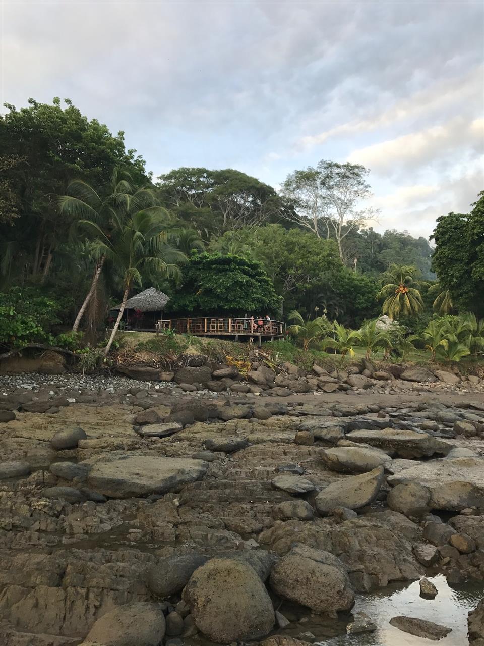 Dominicalito, Costa Rica low tide