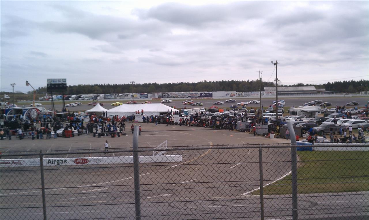Mobile International Speedway, Irvington, AL by Casey P