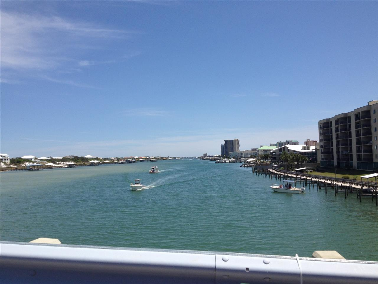 Bridge to Ono Island, Orange Beach, AL by Casey P