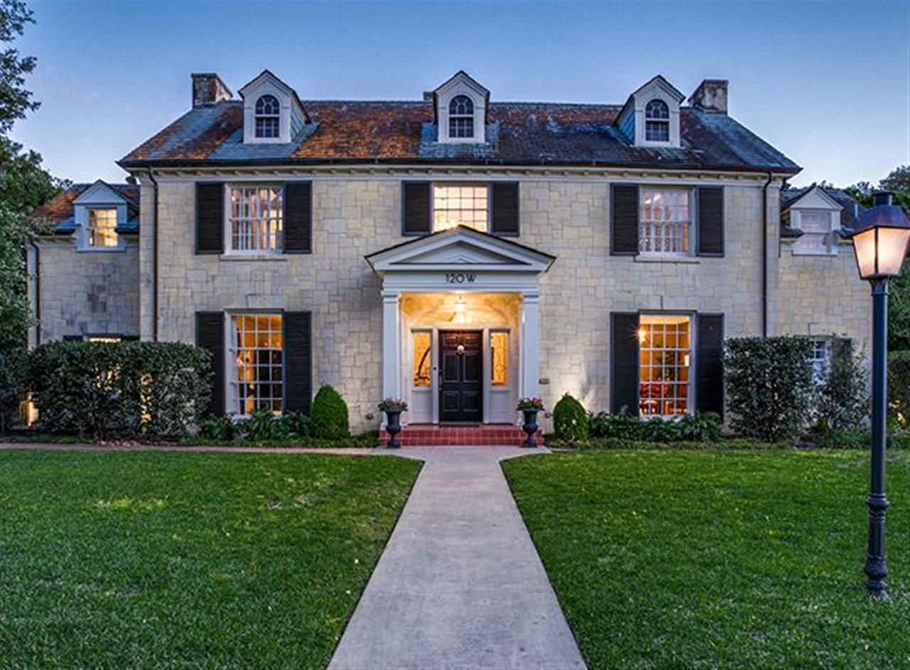 Luxury of The Day: 120 W. Lynwood Ave. Stately architecture and a gracious, Southern feel make this #MonteVista mansion a wonderful, one-of-a-kind city residence.