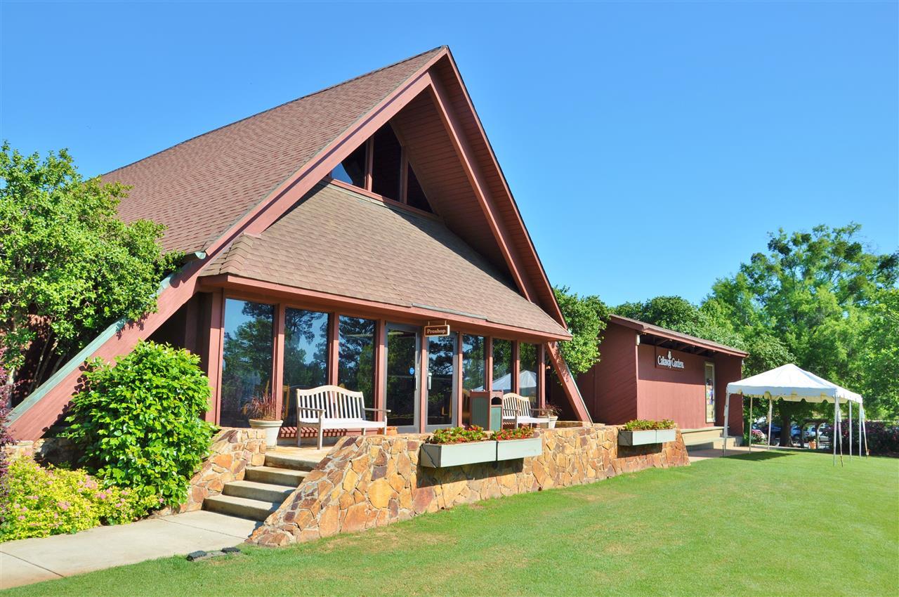 Golf Club House in Callaway Gardens