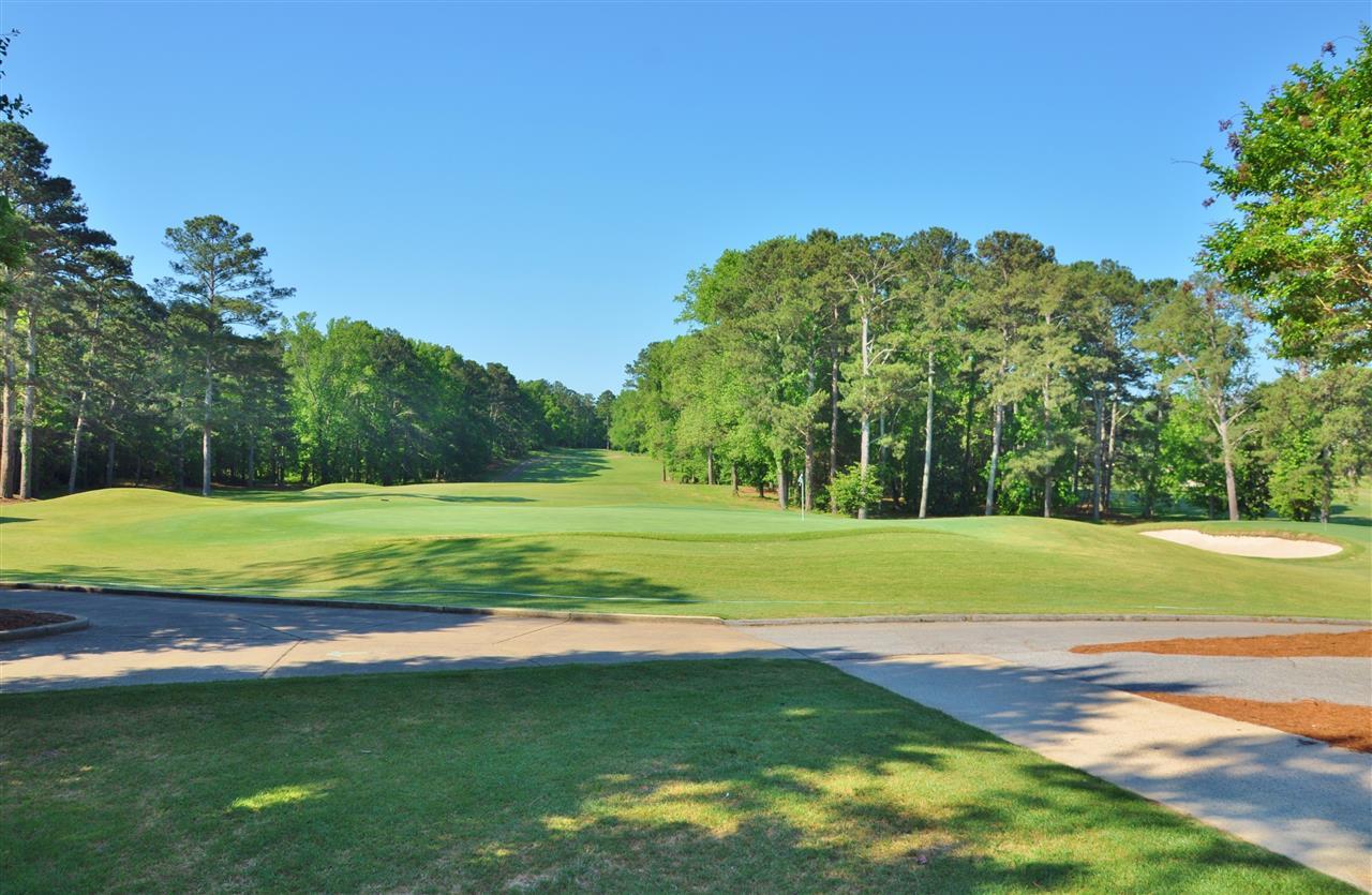 Golf Course in Callaway Gardens