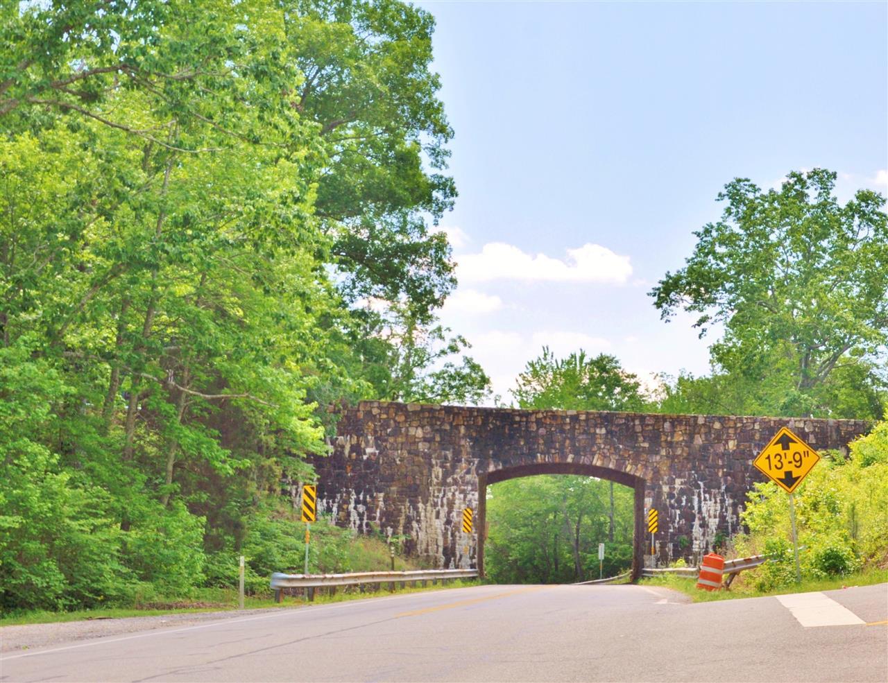FDR Bridge in Pine Mountain, GA