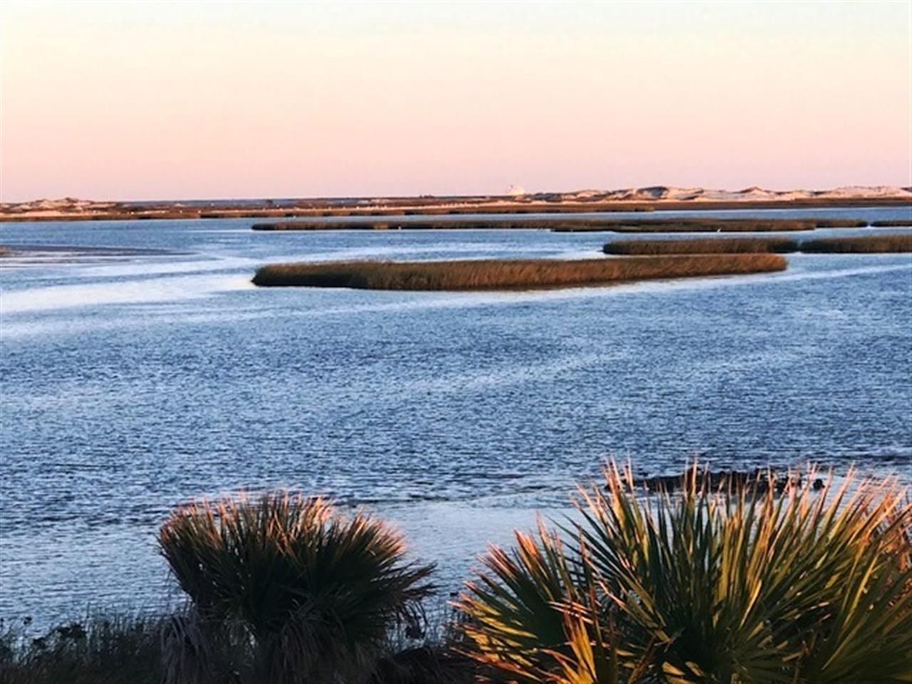 Late Autumn Afternoon, Black Hammock Island, Jacksonville, Florida, USA.