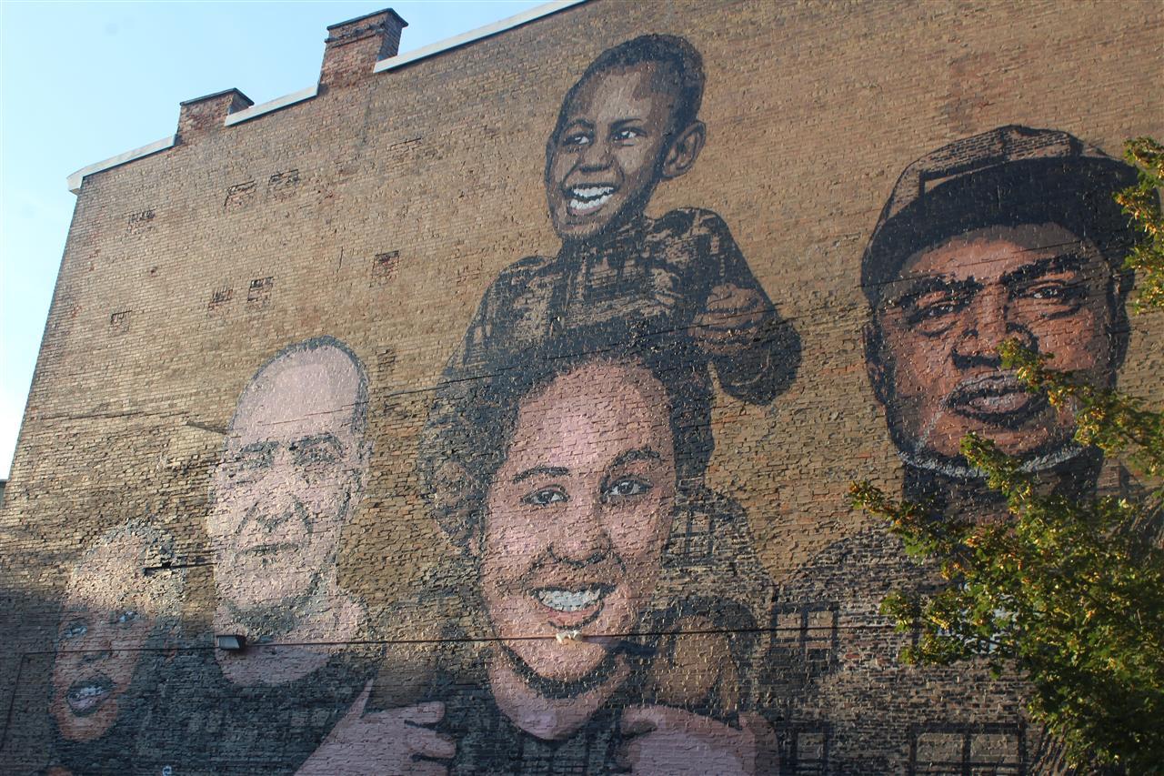 #LeadingRELocal #CincinnatiOhio #OverTheRhine #mural