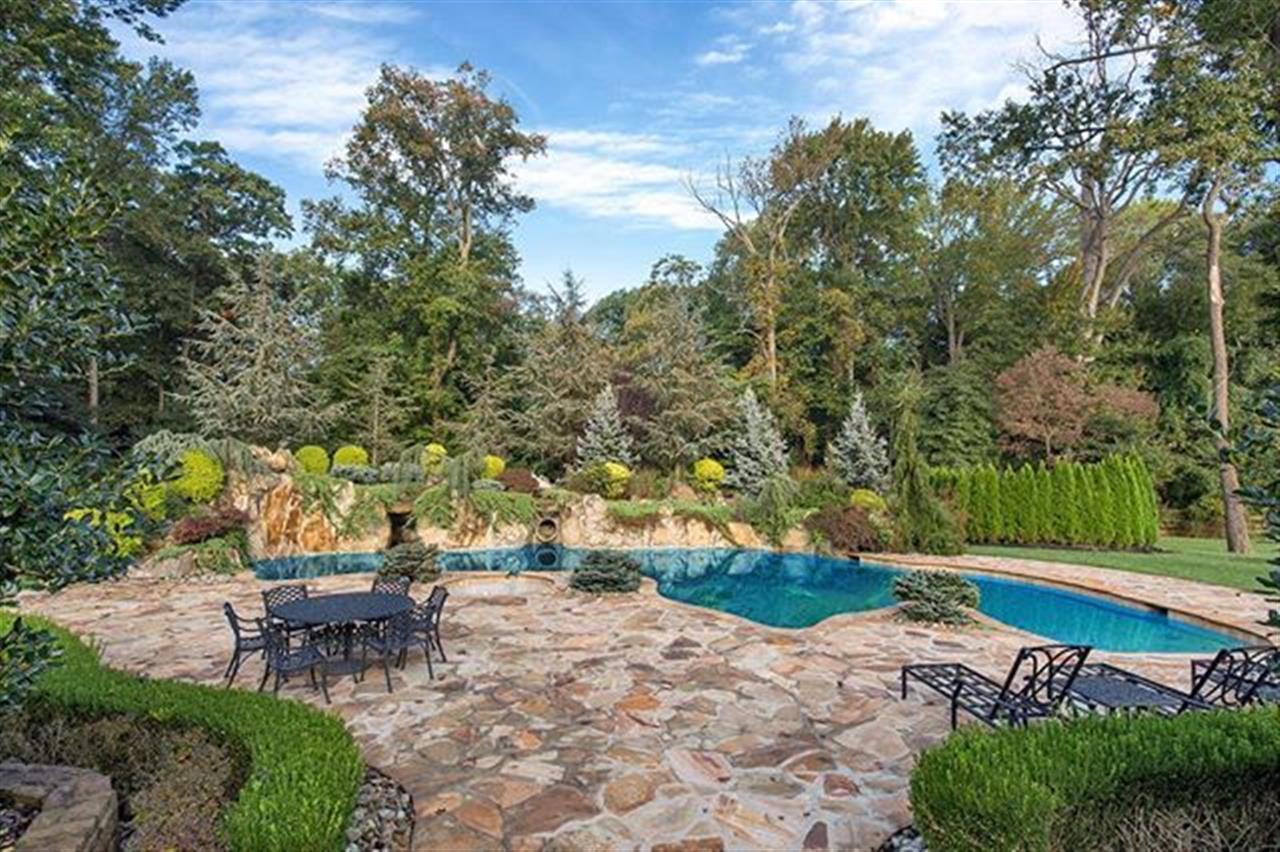 Stunning resort-like grounds! . 3 Michaels Way Colts Neck, NJ http://bit.ly/2zL5yWr