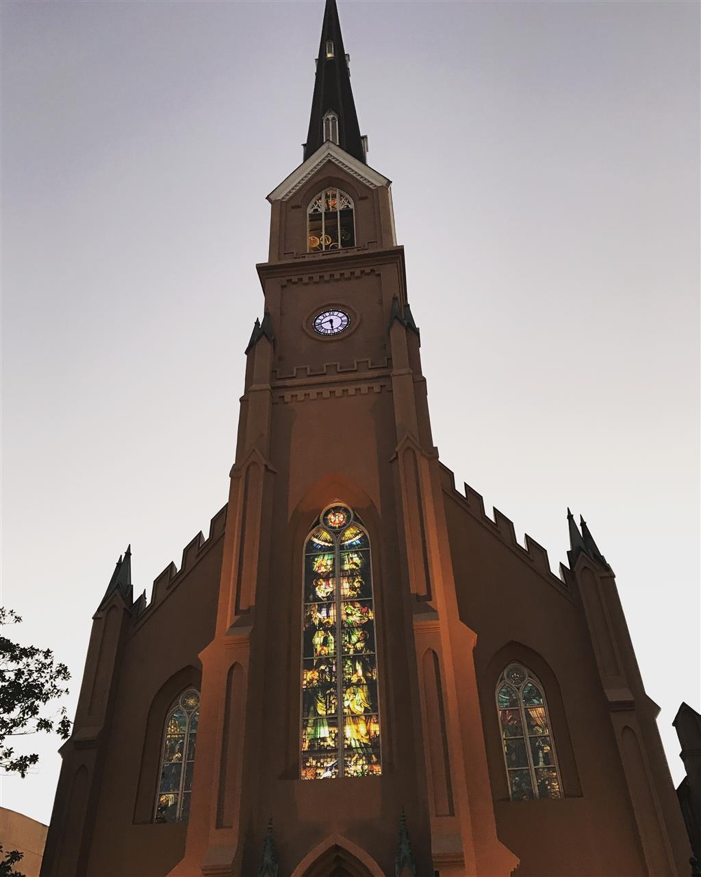 Cathedral of St. John the Baptist Harleston Village Charleston, South Carolina