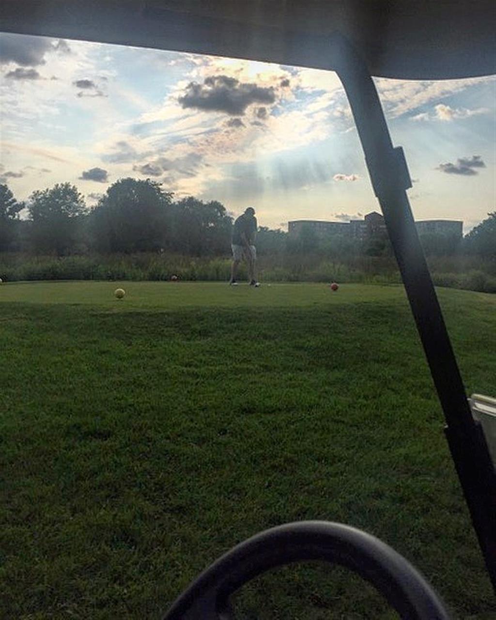 Lisle's hidden greens make for a great Sunday afternoon. #lisle #chicago #leadingrelocal #bairdwarner #golf #weekendwarrior