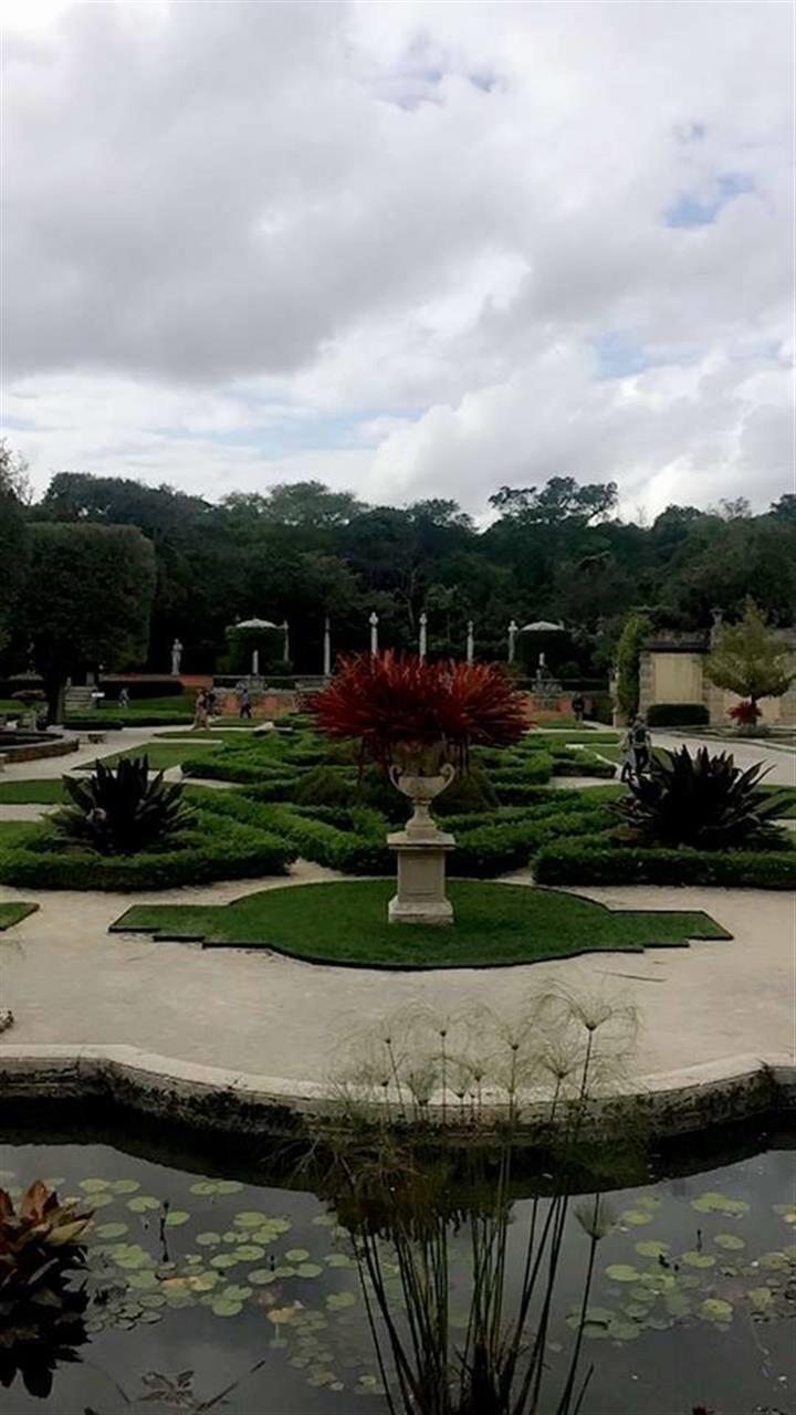 #LeadingRELocal #BairdWarner Vizcaya Museum and Gardens #Miami #Vacation #Tourist