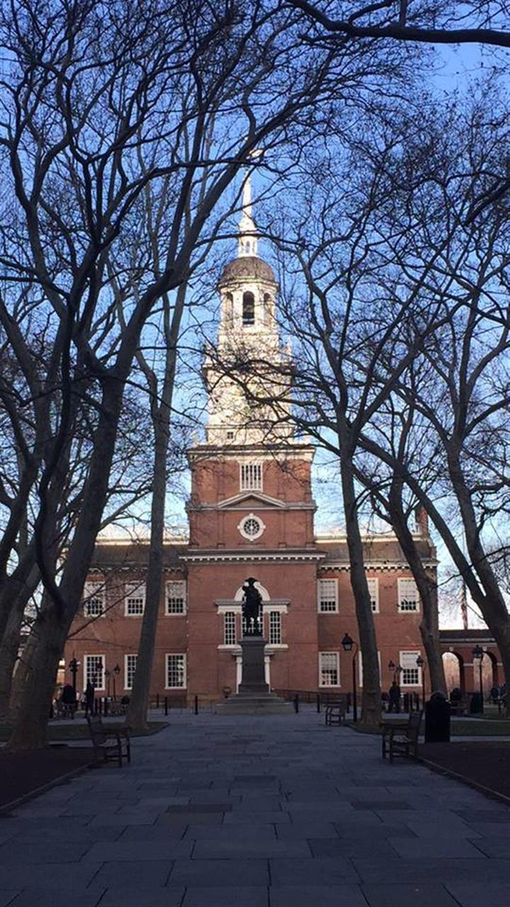 Site seeing in Philadelphia #LeadingRELocal #BairdWarner #philadelphia #vacation